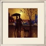 Le Soleil de Mes Nuits Posters by Denis Nolet