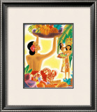 The Abundance Framed Giclee Print by Frank MacIntosh