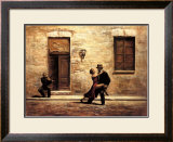 Just One Violin Prints by Hamish Blakely