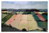 Landscape VI Posters av Jacques Clement