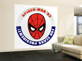 Marvel Comics Retro: Spider-Man '62 for Class President (aged) Premium Wall Mural (Large)
