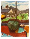 The Pumpkin Samletrykk av Henri Matisse