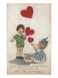Loves Fairy Bubbles Prints