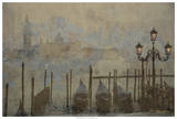 Dawn & the Gondolas II Prints by Terry Lawrence