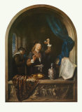 The Physician Collectable Print by Gerard Dou