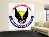 Marvel Comics Retro: Wolverine '74 for Class President! (aged) Wall Mural – Large