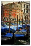 Venetian Canals I Art by Danny Head