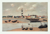 Gravelines Collectable Print by Andre Derain