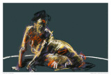 Nude II Print by Jacques Clement