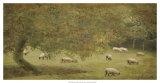 English Countryside IV Schilderij van Terry Lawrence