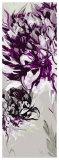 Purple Allure I Prints by Sally Scaffardi