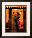 Back Where You Belong Print by Jack Vettriano