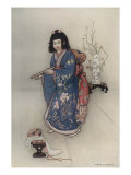 The Flute Art by Warwick Goble