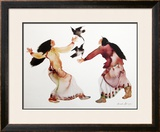 Learning the Song Prints by Carol Grigg