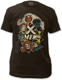 X-Men - Group (Slim Fit) T-shirts