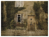 English Cottage III Prints by Terry Lawrence