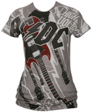 Juniors: AC/DC - High Voltage Remera