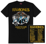 The Ramones - Road to Ruin Tour T-shirts