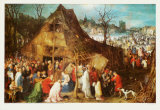 The Adoration of the Magi Posters by Jan Brueghel the Elder