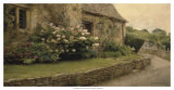 English Cottage I Prints by Terry Lawrence