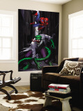 Spider-Man and Lizard Wall Mural