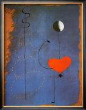 Ballerina II, c.1925 Poster by Joan Miró