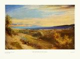 The Gulf of Spezia Prints by Karl Blechen