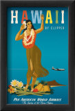 Hawaii by Clipper Prints by Atherton