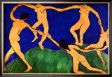 Dance I Framed Giclee Print by Henri Matisse