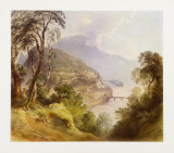 View of Salzburg Collectable Print by Fischbach