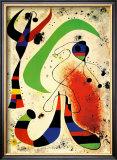 Night Prints by Joan Miró