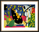 King's Sadness, c.1952 Prints by Henri Matisse