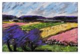 Landscape IX Poster av Jacques Clement