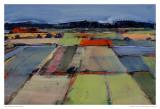 Landscape IV Kunst av Jacques Clement