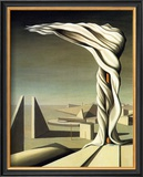 J'Ai Vu Trois Cites, 1944 Prints by Kay Sage