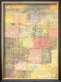 """Florentine"" Neighborhood of Villas, c.1926 Prints by Paul Klee"