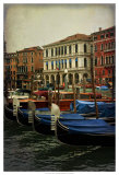 Venetian Canals II Posters by Danny Head