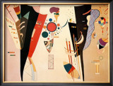 Reciprocal Agreement, c.1942 Print by Wassily Kandinsky