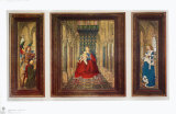 Altar Piece Collectable Print by  Jan van Eyck