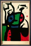 Matador Poster by Joan Miró