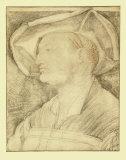 Portrait of Ulrich Varnbüler Collectable Print by Albrecht Dürer
