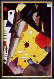 Tension in Height Print by Wassily Kandinsky