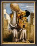 Les Jeux Terribles, c.1925 Posters by Giorgio De Chirico