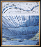 Over The River X: Project for Arkansas River Posters by  Christo