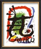 Alcohol de Menthe Prints by Joan Miró
