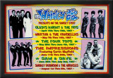 Motown Revue at the Whiskey A-Go-Go Plakater af Dennis Loren
