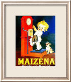 Maizena Poids Et Sante Posters by Marcellin Auzolle