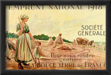 1918 Emprunt National Posters