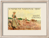 1918 Emprunt National Prints
