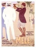 E&A Mele - Giclee Baskı